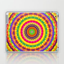 Batik Bullseye Laptop & iPad Skin