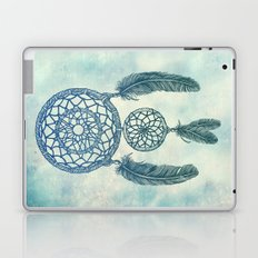 Double Dream Catcher Laptop & iPad Skin