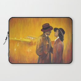 Casablanca film poster - The End Laptop Sleeve