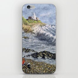 Mumbles Point iPhone Skin
