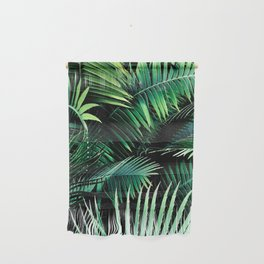 Winter Palms Wall Hanging