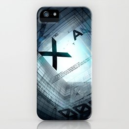 Typoera iPhone Case