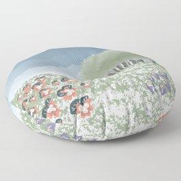 refuge Floor Pillow