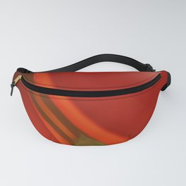 window curtain - the crazy room Fanny Pack