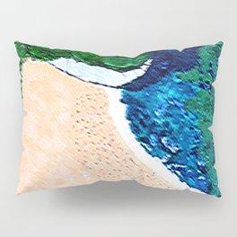 Calming Beach Pillow Sham