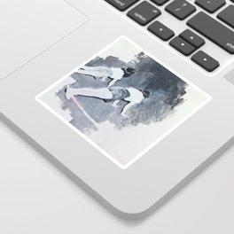 Push-ups Sticker