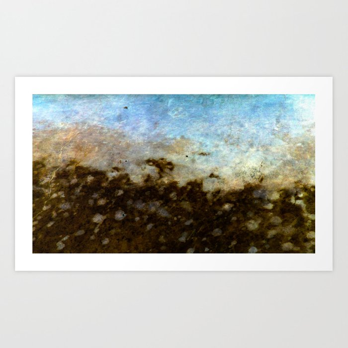"""Stained Waters"" Art Print"