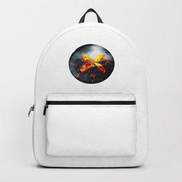 Blazing Butterflies Backpack