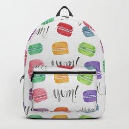 Yum! Macarons Backpack