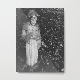 St. Francis Metal Print