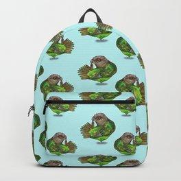 Brown-headed Parrot Backpack