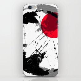 'UNTITLED #10' iPhone Skin