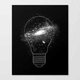 Sparkle - Unlimited Ideas Canvas Print