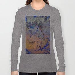 Smiling Mountain Long Sleeve T-shirt