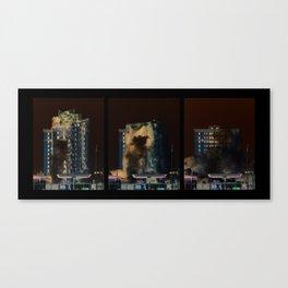 Park Avenue Hotel • July 11th 2015 Canvas Print