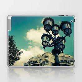 Aqua Lights Laptop & iPad Skin