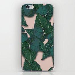 leaves monstera iPhone Skin