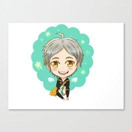 Sugawara Koushi Canvas Print