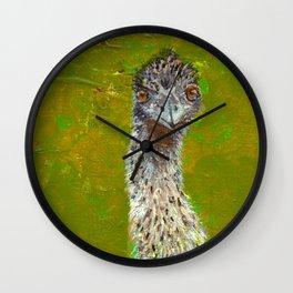 Teaching of the Emu Wall Clock
