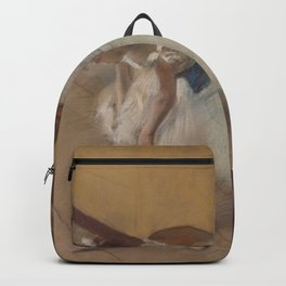 "Edgar Degas ""Dance examination"" Backpack"