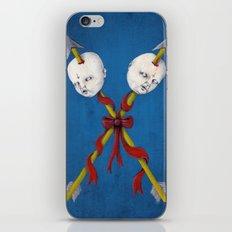 Las Jaras iPhone & iPod Skin