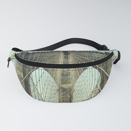 Gothic Arches Fanny Pack