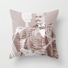 Crown Pursuit Throw Pillow