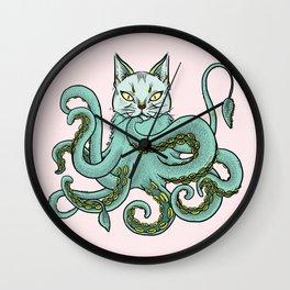 Catopus Wall Clock