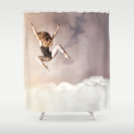 Leap Year Shower Curtain