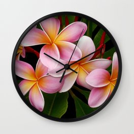 Wailua Sweet Love Wall Clock