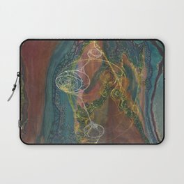 The Perennial Climax (Echo From the Cave) Laptop Sleeve
