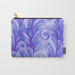 Violet Garden Carry-All Pouch