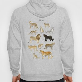 Wild Cats Hoodie