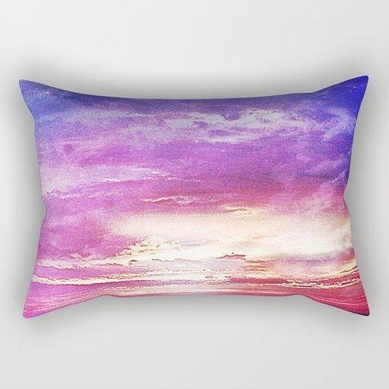 Sunset skies Rectangular Pillow