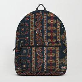 Henna pattern print - Betty Backpack