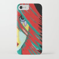 indie iPhone & iPod Cases featuring Mosaic Indie by Sartoris ART
