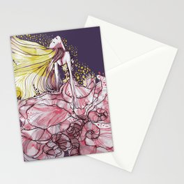Flowergirl Stationery Cards