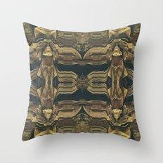 Stalagmites Version 1 Throw Pillow