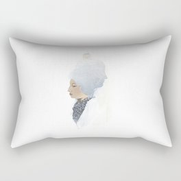 Lost Bride Rectangular Pillow