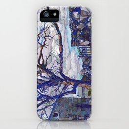third time's the charm iPhone Case