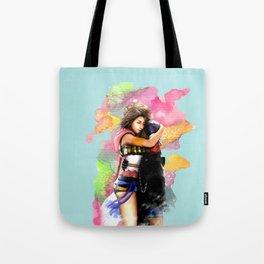 YUNA & TIDUS - FFX Tote Bag