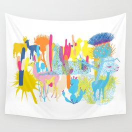 Norte Argentino V2 Wall Tapestry