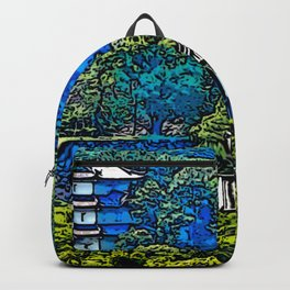 Imperial Palace Backpack
