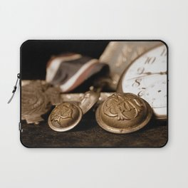Memories from a Union soldier veterian Laptop Sleeve
