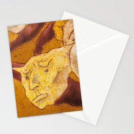 The Laid-Back Ones Tree / A Árvore dos Pacatos Stationery Cards