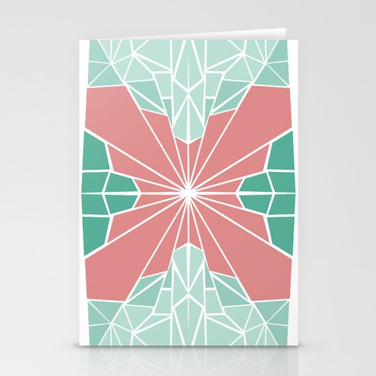 The Deco Stationery Cards