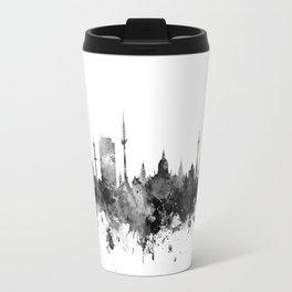 Hannover Germany Skyline Travel Mug