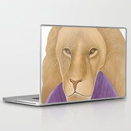The Importance of being a Lion Laptop & iPad Skin