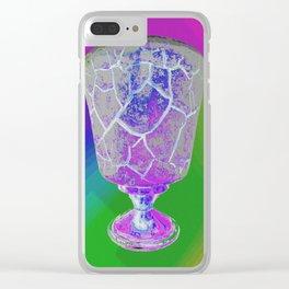 AB124C Clear iPhone Case