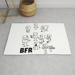 BFR Crew Rug